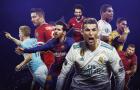Thống kê trước tứ kết Champions League: Duyên nợ chồng chất!