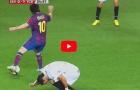 Hậu quả khi cố gắng ngăn chặn Lionel Messi