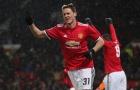 Matic tỏa sáng, Man United góp mặt bán kết FA Cup