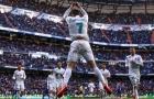 Ronaldo sở hữu thành tích ghi bàn khủng khiếp 2018