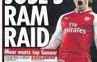 Arsenal trước nguy cơ mất Ramsey: Khi Mourinho vào cuộc