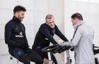 Dàn sao tuyển Anh háo hức ghi điểm trước Gareth Southgate