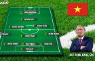 Dự đoán đội hình ĐT Việt Nam đấu Jordan: Cơ hội cho những kẻ mộng mơ