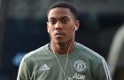 Juventus chưa liên hệ, nhưng không chắc Martial sẽ ở lại Man Utd