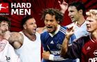 Top 5 'Bad Boys' Bundesliga: 'Xù' gái gọi, WWE, thuốc lá