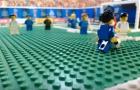 Các chiến binh Lego của Italia và Argentina so tài với nhau như thế nào?