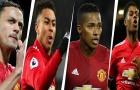 Các ngôi sao Man Utd thay phiên lập siêu phẩm