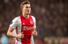 Matthijs de Ligt - Hậu vệ chơi chân tốt nhất giải VĐQG Hà Lan
