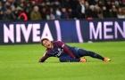 Tiết lộ của bác sĩ về tình trạng chấn thương của Neymar