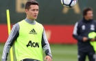 Man Utd nhận tin vui từ Ander Herrera