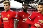 Mourinho nên xử lý thế nào với Pogba, Sanchez và Shaw?