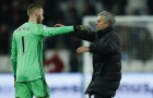 'Mourinho từ chức nếu De Gea gia nhập Real'