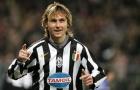 Nedved và trận đấu cuối cùng trong màu áo Juventus