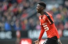 Ousmane Dembele khi còn chơi cho Rennes