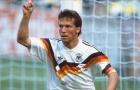 Lothar Matthaus - Thiên tài sân cỏ
