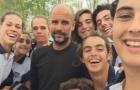 Pep Guardiola 'tôn sư trọng đạo', đến thăm bậc thầy HLV