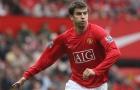 Sai lầm nhớ đời khiến Pique khăn gói rời Man Utd