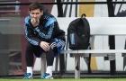 Lionel Messi tiết lộ lý do không thể ra sân