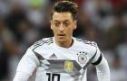 Màn trình diễn của Mesut Ozil vs Tây Ban Nha