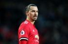 Sao Man United cả gan 'đùa cợt' lời chia tay của Ibra