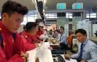 Điểm tin bóng đá Việt Nam sáng 25/03: Đội tuyển Việt Nam mất 19 tiếng để tới Jordan