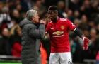 HLV Mourinho và Pogba không còn chung chí hướng?