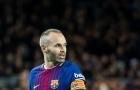 Thật phí phạm nếu Iniesta bỏ Barca tới CLB của Trung Quốc