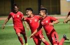 ĐT Afghanistan 2-1 ĐT Campuchia (Bảng C vòng loại Asian Cup 2019)