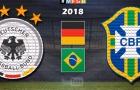 Chiến thắng của Brazil trước Đức theo phong cách Lego