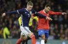 Màn ra mắt tuyển Scotland của Scott McTominay