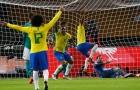 Marcelo thể hiện thế nào trước tuyển Đức?