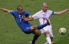 Cách Zidane qua mặt những tên tuổi huyền thoại