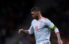 Sergio Ramos thể hiện ra sao vs Argentina?