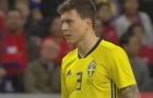 Victor Lindelof thể hiện ra sao vs Chile?