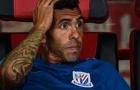 Tevez phản pháo vụ chấn thương trong tù