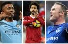 Top 20 'sát thủ' xé lưới đang làm rung chuyển Ngoại hạng Anh (Phần 2)