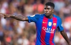 Vì sao Man Utd mê mẩn Samuel Umtiti?