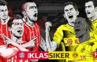 Điểm nóng đại chiến Bayern vs Dortmund: Căng thẳng hàng tiền vệ