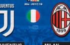 Chiến thắng của Juventus trước AC Milan theo phong cách Lego
