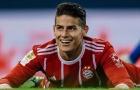 James Rodriguez chơi bùng nổ vs Dortmund