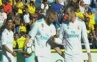"""Vắng Ronaldo, Benzema """"dằn mặt"""" Bale trên chấm penalty"""