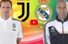 Dự đoán đội hình ra sân: Juventus vs Real Madrid