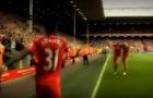 Raheem Sterling đã từng chơi hay như thế nào trong màu áo Liverpool