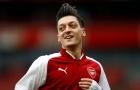 Vì cái tên này, Ozil lỡ cơ hội tới Man Utd