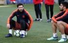 Barca 'rung đùi' chờ đại chiến thành Madrid