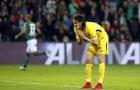 Cavani bỏ lỡ không tưởng, PSG hòa nhọc nhờ bàn phản lưới nhà của Debuchy
