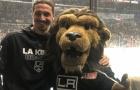 'Sư tử chạm mặt sư tử', Ibrahimovic tận hưởng cuộc sống ở LA Galaxy