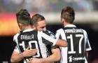 Highlights: Benevento 2-4 Juventus (Vòng 31 giải VĐQG Italia)
