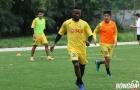 Hoàng Vũ Samson: 'Thai-League không có gì khác biệt so với... V-League'