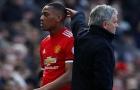 Quan điểm: Mourinho vùi Martial xuống vực sâu!